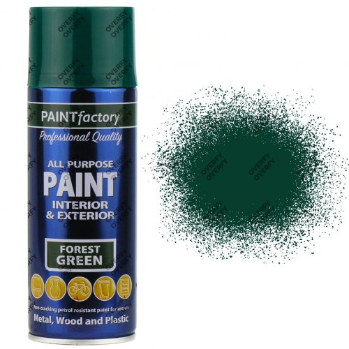 400ml All Purpose Forest Green Gloss